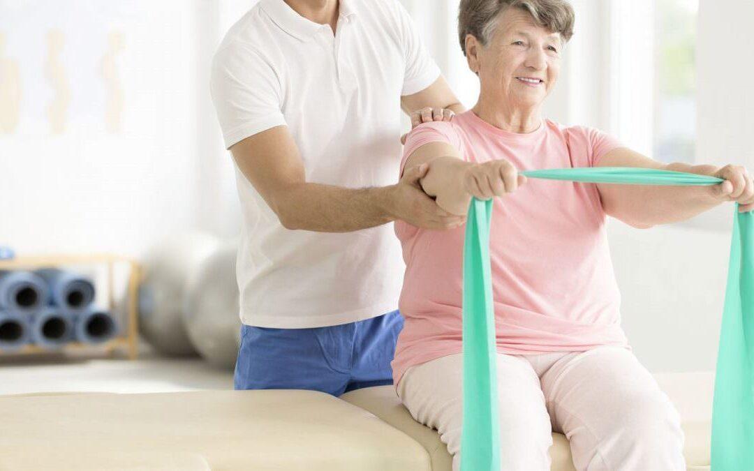 la fisioterpia per anziani